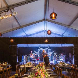 Corporate Party Marquee Hire