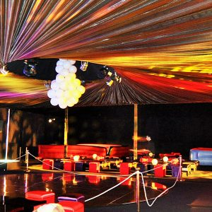 Nightclub Party Marquee Hire