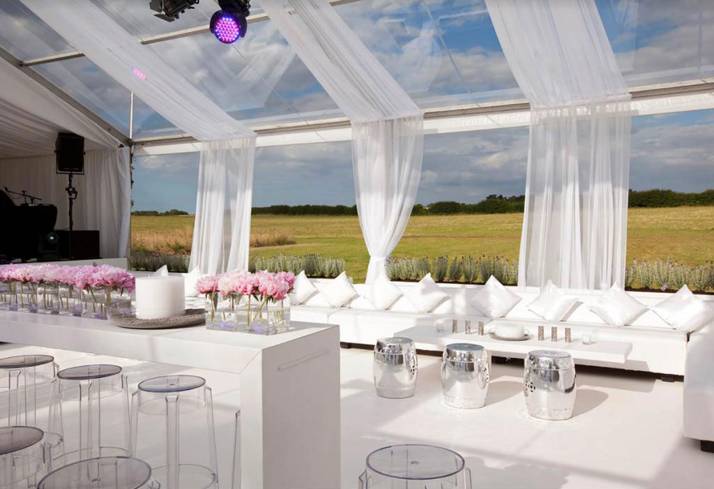Planning a Marquee Party